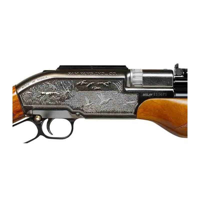 Rifle PCP Sumatra 2500 calibre 5.5 o 6.35 500cc