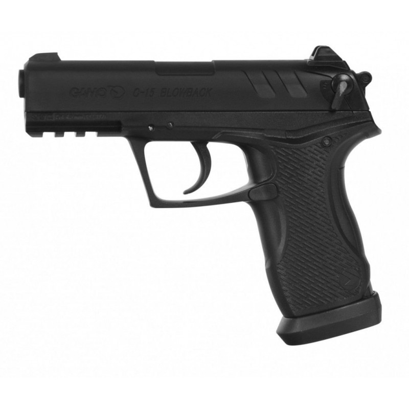 Pistola GAMO CO2 C-15 Blowback