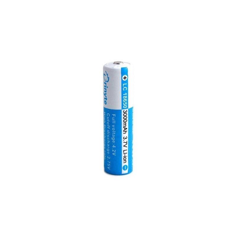 Pila-Batería Brinyte 18650 3.7V 3000mAh Li - ion