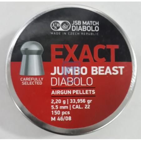 JSB EXACT JUMBO BEAST 5.5...
