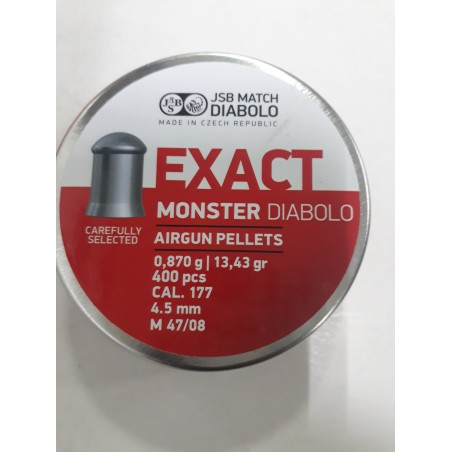 JSB EXACT MONSTER DIABOLO...