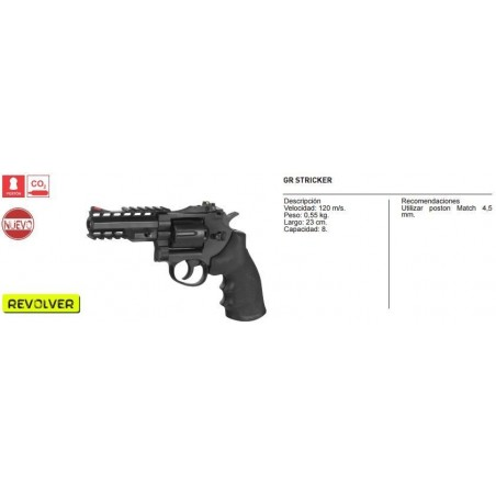 Revolver GR Stricker