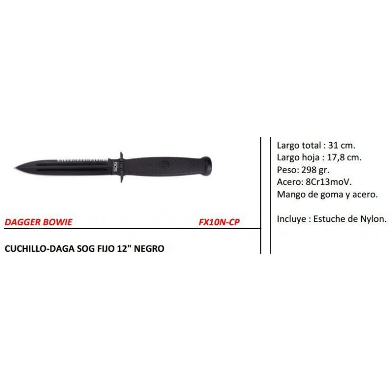 Fixation Dagger