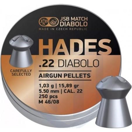 Postones JSB Match HADES...