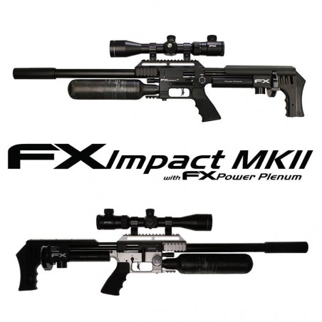 Rifle FX Impact MKII Power...