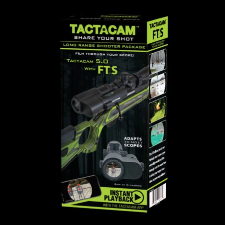 Scope Cam Kit TACTACAM 5.0...