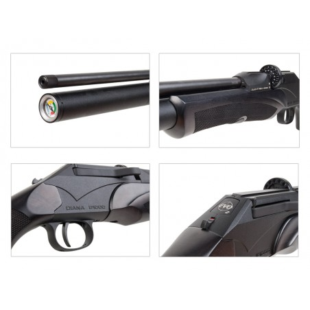 Rifle Pcp Diana P1000 Evo2...