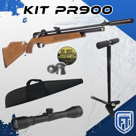 KIT RIFLE PCP SPA PR900