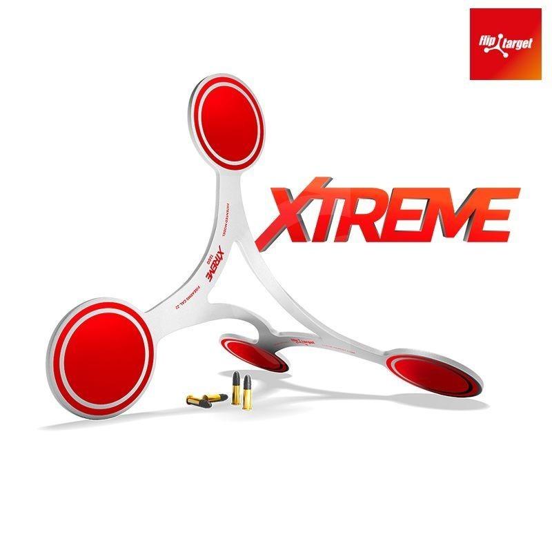 Blanco Metalico Flip Target Xtreme 1200