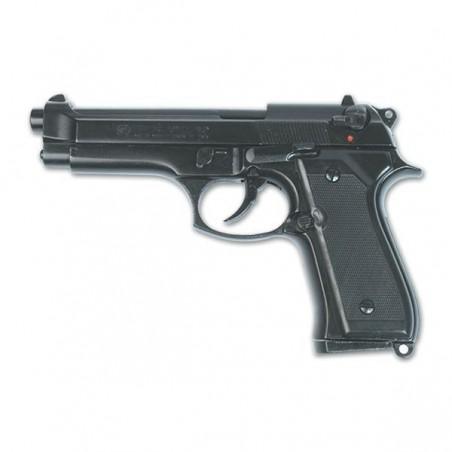 Pistola Fogueo Bruni Modelo 92 Negra cal. 9 mm